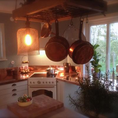 Berättelsen om ett kök