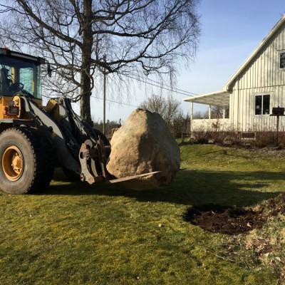 Stenparti – sten för sten
