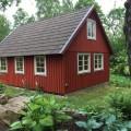 Färgsättning av hus