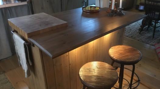 Pryllåda i köket skapar ordning